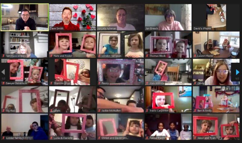 Virtual Hangout